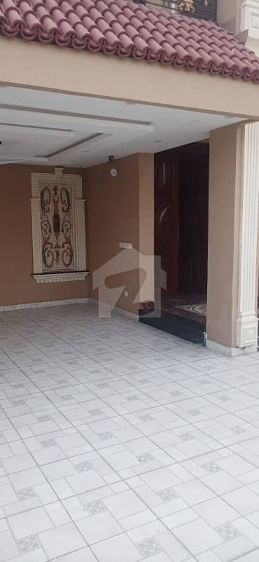 Kanal House For Sale In State Life Housing Phase 1 Lahore