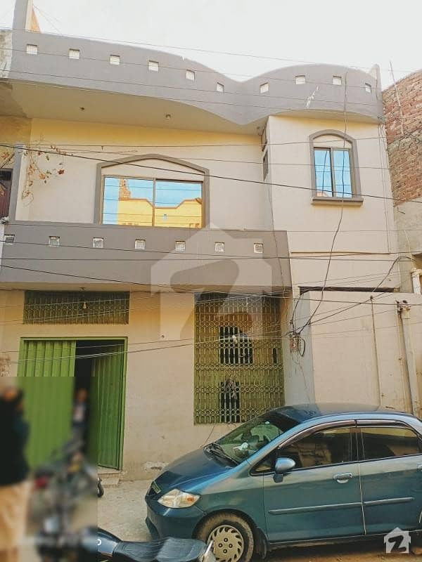 5 Marla Double Storey With Basement House For Sale