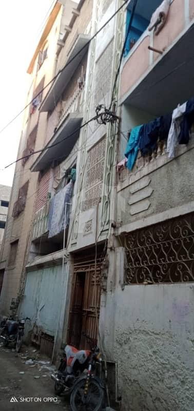 170 Sq Yard  Ground Plus 3 Storey House