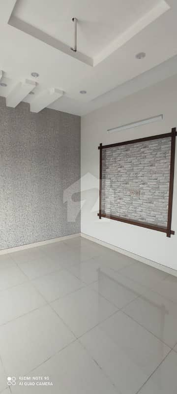 5 Marla Brand New House Available For Rent In Tariq Garden Lahore