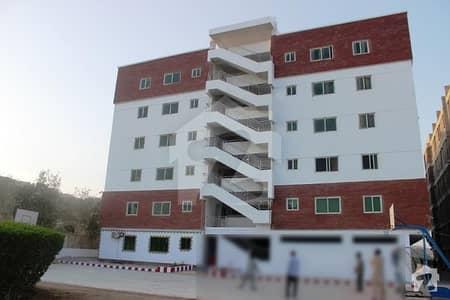 اندہ موڑ روڈ کراچی میں 4 مرلہ فلیٹ 58 لاکھ میں برائے فروخت۔