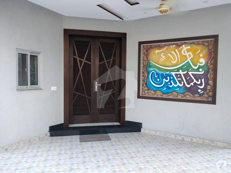 A Palatial Residence For Sale In Punjab Coop Housing Society Punjab Coop Housing - Block C