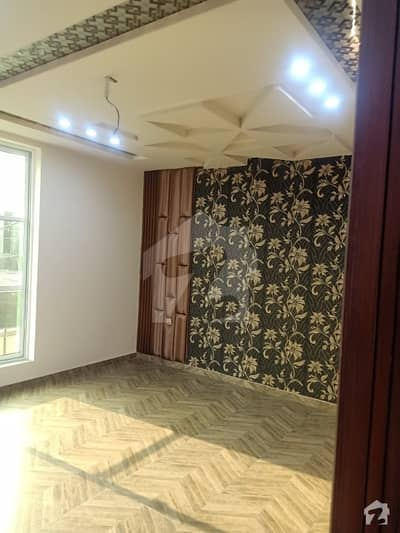 7 Marla Brand New Lavish House For Sale In Eden Valley Canal Road Faisalabad