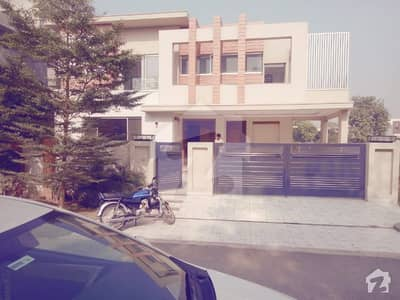 Kanal Double Unit Brand New Bungalow For Rent In Dha