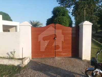 54000 Square Feet Farm House For Sale In Beautiful Bedian Road