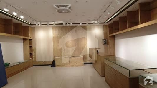 ایف ۔ 7 مرکز ایف ۔ 7 اسلام آباد میں 2 مرلہ دکان 6.5 کروڑ میں برائے فروخت۔