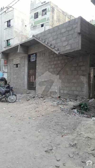 House Avalible In Liquatabad