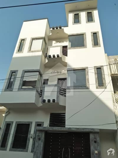 Super Class  3 Floor House For Sale