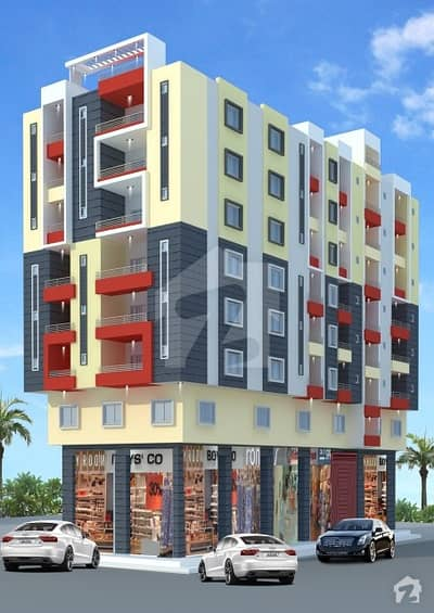 Residential  Building Flat For Sale