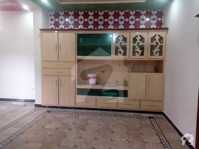 Brand New 5 Marla Single Storey House House For Rent In Marwa Town