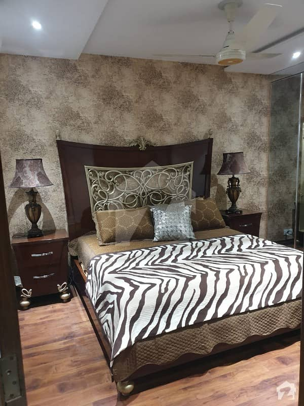 Single Bed Semi Furnished Apartment On Installment Plan In Bahria Town