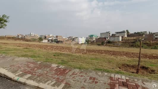 12 Marla Plot Is Available For Sale In Bahria Garden City Zone 1