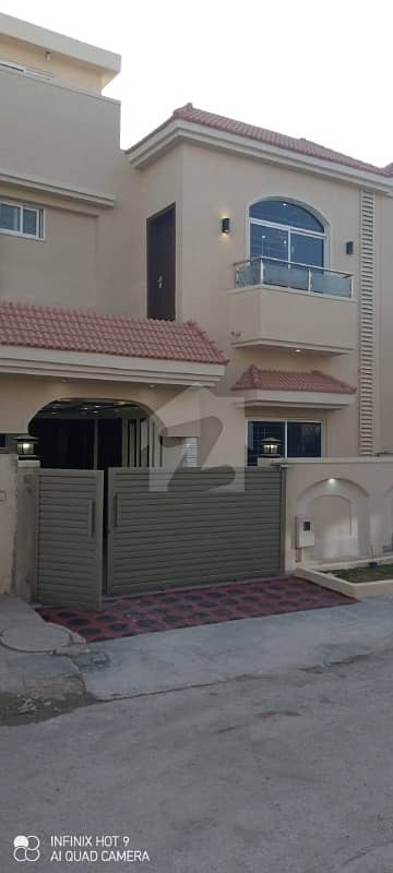 5 Marla Brand New House For Sale In Bahria Town