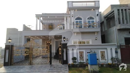 10 Marla Brand New Double Storey House For Sale In DHA 11 Rahber Sector 1 Block E