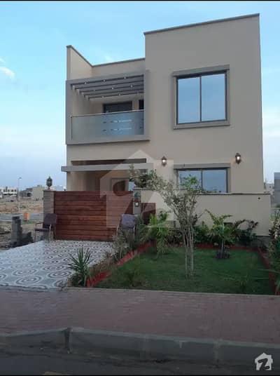 4 Bedroom House On Easy Instalment In Precinct 27 Bahria Town Karachi