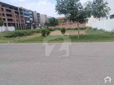 8 Marla Corner Commercial Ideal Plot For Sale In Dha Phase 8 Broadway Block B