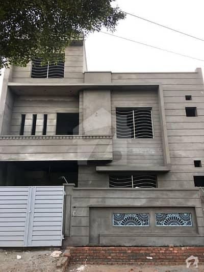 صوفی سٹی منڈی بہاؤالدین میں 4 کمروں کا 5 مرلہ مکان 95 لاکھ میں برائے فروخت۔