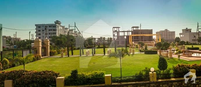 ائیر لائن ہاؤسنگ سوسائٹی لاہور میں 10 مرلہ کمرشل پلاٹ 4.5 کروڑ میں برائے فروخت۔