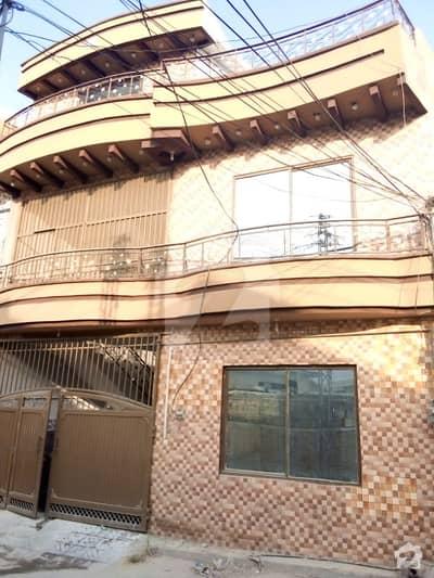 شاہ ولی کالونی واہ میں 4 کمروں کا 4 مرلہ مکان 85 لاکھ میں برائے فروخت۔