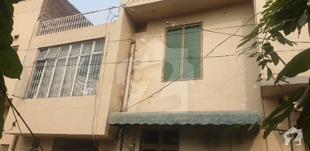 Park Facing Double Storey House For Sale