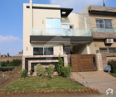 5 Marla Luxury House With Basement For Sale