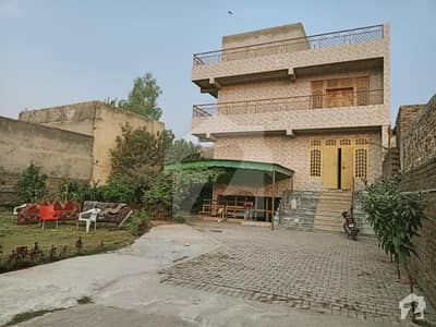 2 Kanal Farm House For Sale On Excellent Location