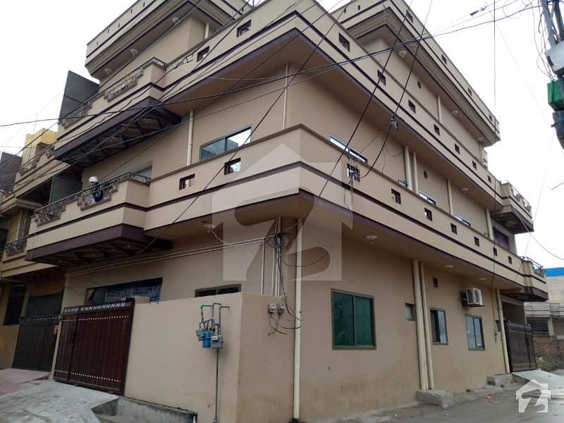 الہ آباد روڈ راولپنڈی میں 5 مرلہ مکان 1.3 کروڑ میں برائے فروخت۔