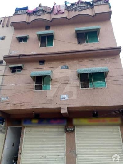 الہ آباد روڈ راولپنڈی میں 2 مرلہ مکان 1.2 کروڑ میں برائے فروخت۔