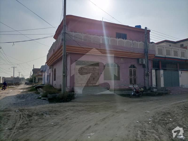 7 Marla House For Sale In Employees Colony With Many Facilities