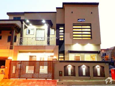 Designer Build 7 Marla Brand New House For Sale Bahria Town Phase 8 Ali Block Rwp