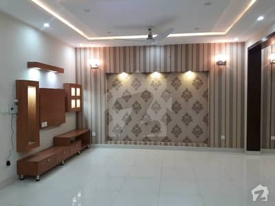 10 Marla Well Constructed And Well Designed Beautiful House At Ideal Location Is For Rent In Gulmohar Block