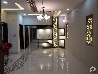 10 Marla Well Constructed And Well Designed Beautiful House At Ideal Location Is For Rent In Cc Block