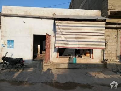 باغِ کورنگی کورنگی کراچی میں 3 کمروں کا 3 مرلہ مکان 72 لاکھ میں برائے فروخت۔