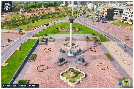 10 Marla Plot For Sale In Phase 4 G5 Block Bahria Oechard Lahore On Ground And Ready For Possesion