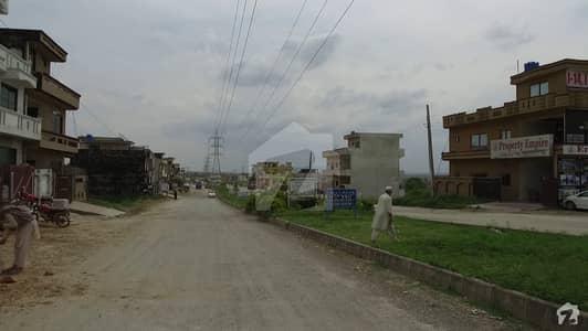 آئی ۔ 14/1 آئی ۔ 14 اسلام آباد میں 9 مرلہ رہائشی پلاٹ 1.35 کروڑ میں برائے فروخت۔