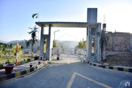 سِلک ویلی شملہ پہاڑی ایبٹ آباد میں 8 مرلہ رہائشی پلاٹ 35.2 لاکھ میں برائے فروخت۔