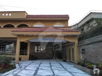 2 Kanal House For Sale For Sale In Hayatabad Phase 1 Corner