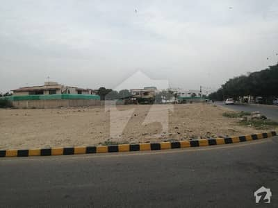 500 Sq Yard Prime Location Plot Is Up For Sale In Dha Phase 5