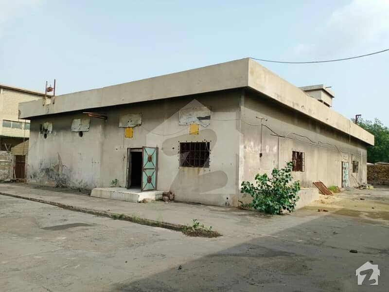 Factory For Sale In Korangi Industrial