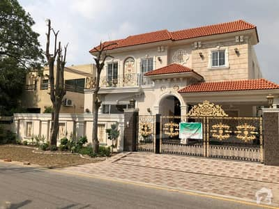 1 Kanal Beautiful Elevation Brand New Bungalow For Sale In Statelife Near Dha Defence Lahore