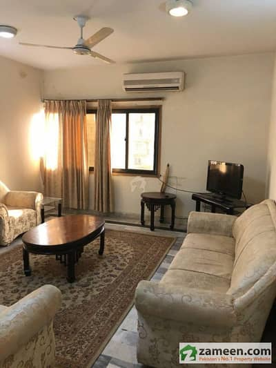 Diplomatic Enclave Fully Furnished 3 Bedrooms Apartment Available For Rent
