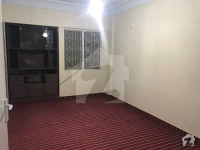 Vip 1st Floor Flat At Abid Town Block 2 Gulshan-e-iqbal Compound Facing Urgent Sale