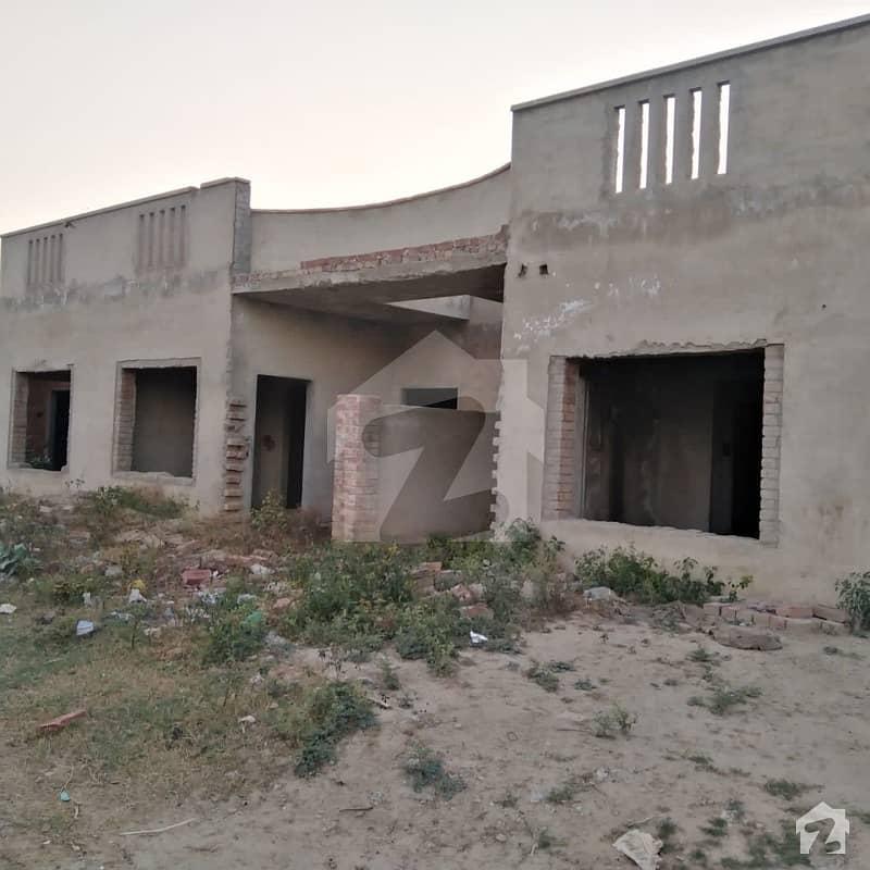 3 Marla Ready House For Sale On Cash  Installments