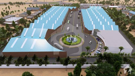 Gated Community Warehousing Project For The First Time