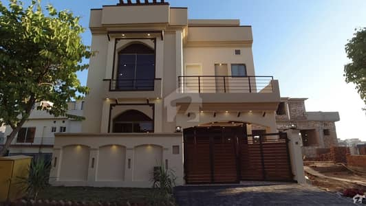 6 Marla Brand New House Available For Sale In Rafi Block