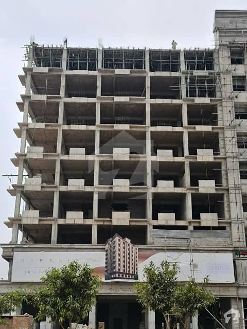 The Grande River Hill Luxurious Under Construction Flat On  Instalments  For Sale In Phase 7 Bahria Town