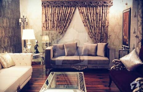Fully Furnished Designer Pent House Is Available For Sale
