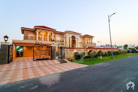 Syed Brothers Off 2 Kanal Brand New Faisal Rasul Design Spanish Modern Bungalow For Sale