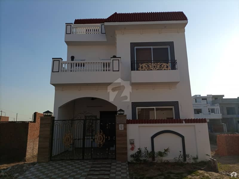 House Of 5 Marla Available In DC Colony
