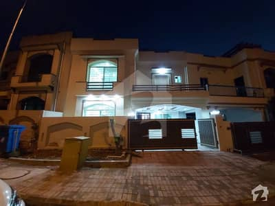 Outclass 5 Marla House For Sale In Rafi Block Bahria Town